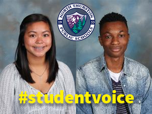 Pictures of our student advisors. #studentvoice