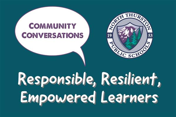 Community Conversations #2: Resilient Learners