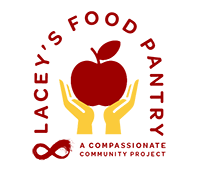 Donate to the Lacey Food Bank! It's this year's Compassionate Community Project!