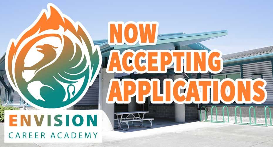 Envision Career Academy - Now Accepting Applications!