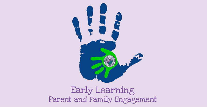 Early Learning Parent & Family Engagement Logo