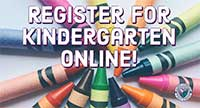 Register for Kindergarten Online!