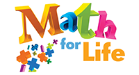 Math for Life logo