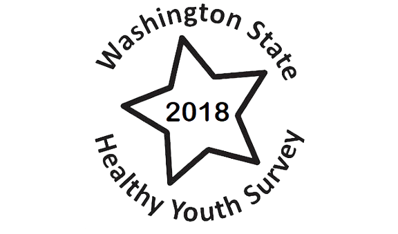 Washington Healthy Youth Survey 2018 Logo.