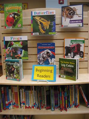 Early Reader's Nonfiction