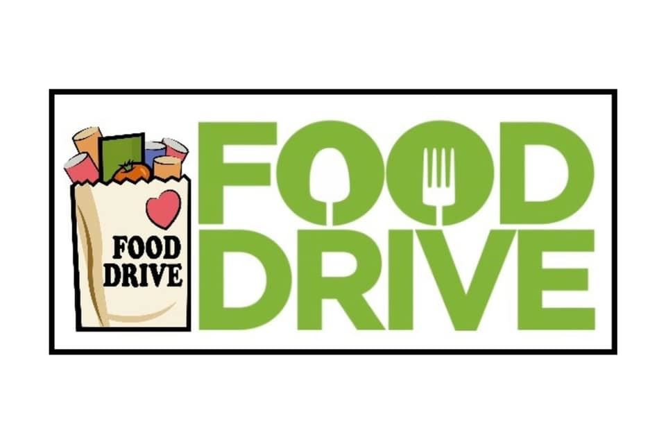 Food Drive at Timberline going on now
