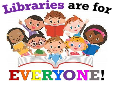 Meadows Library Welcomes Everyone!
