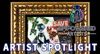 Artist Spotlight - learn more!