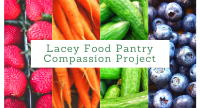 Lacey Food Pantry Compassion Project