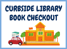 LIBRARY CURBSIDE CHECKOUT