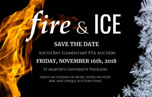 'Fire and Ice'  Auction Friday, November 16th  - 6:00PM