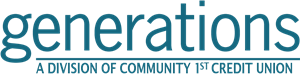Generations Credit Union - A Division of Community 1st Credit Union