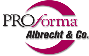 PRO Forma - Albrecht & Co. Logo
