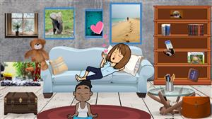 Visit the Virtual Calming Room - CLICK HERE!