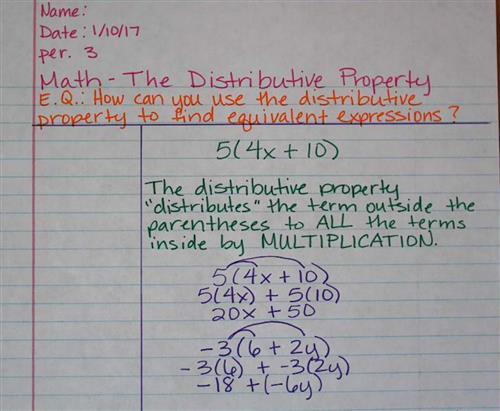Starkey, Kelley / 7th Grade Core