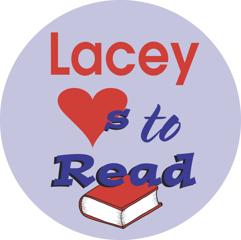 Lacey Loves to Read Logo