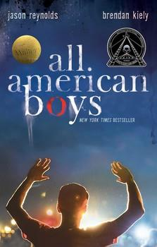 Book Cover for the Jason Reynolds book 'All American Boys'