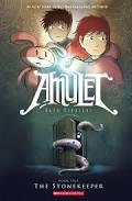 Cover of Amulet Volume 1 by Kazu Kibuishi