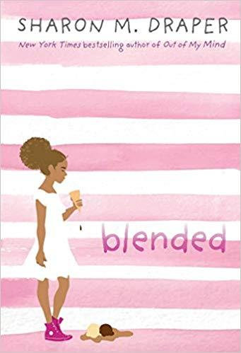 Cover of Sharon M. Draper's Blended