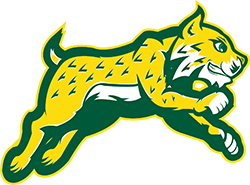 Evergreen Forest Bobcat logo