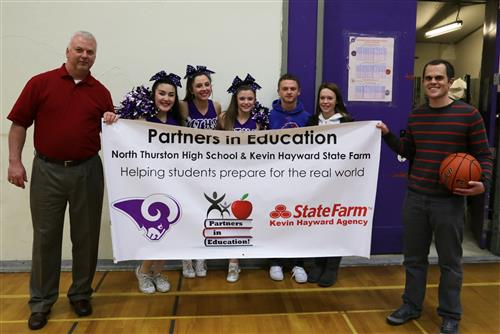 State Farm & NTHS Partnership
