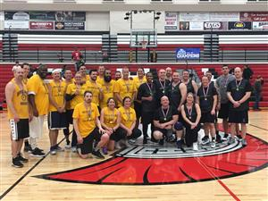 The Hero Hoops Classic teams