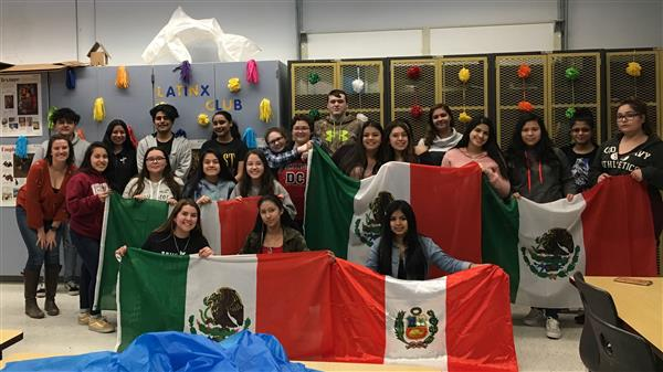 Photo of LatinX Club