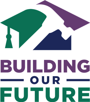 Building Our Future Logo