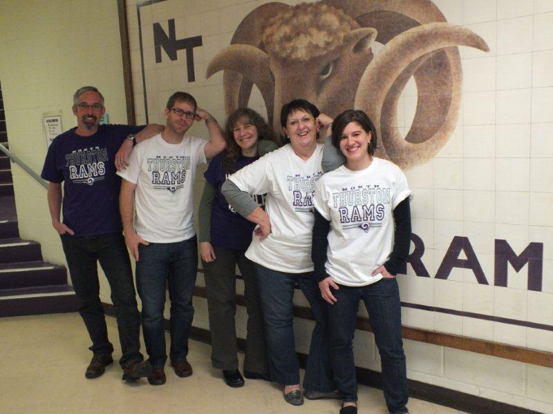 NTHS Counseling Center Staff