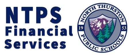 NTPS Financial Services with Logo