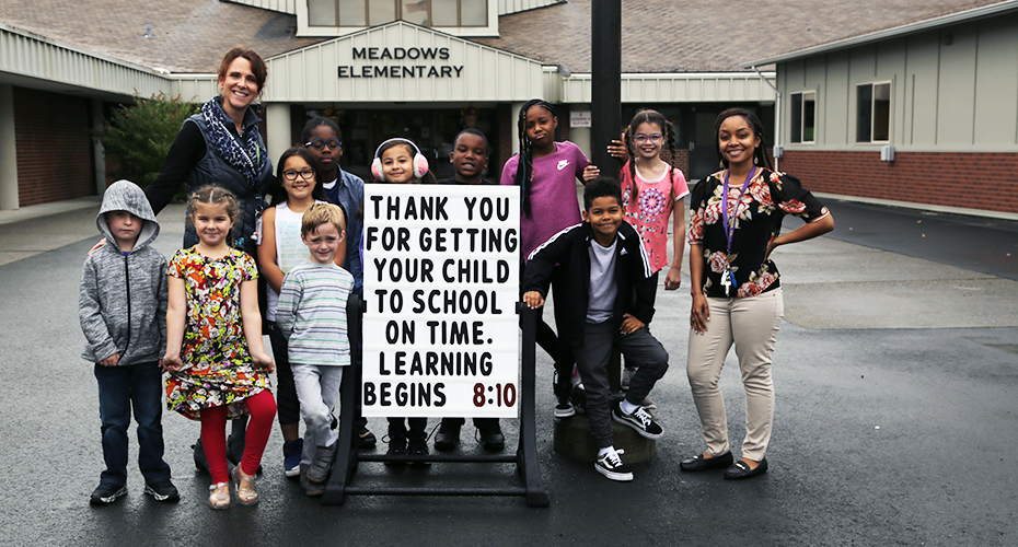 Meadows Elementary / Welcome to Meadows!