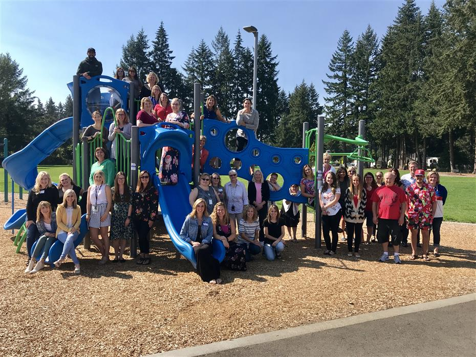 Evergreen Forest Elementary / Welcome to Evergreen Forest!
