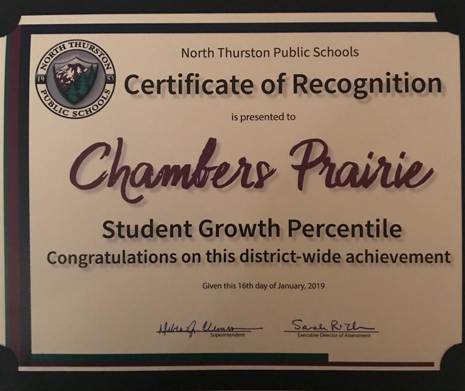 Chambers Prairie Elementary Welcome To Chambers Prairie