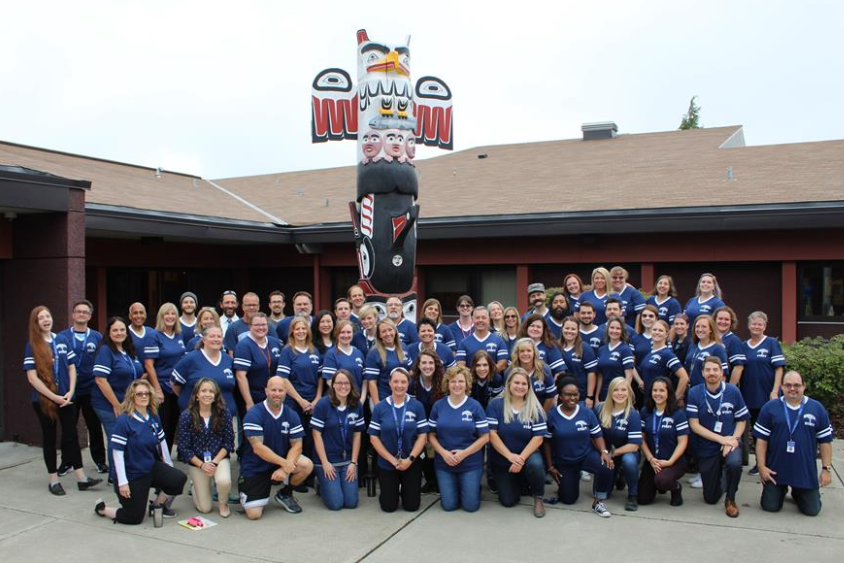 Nisqually Middle School / Welcome to Nisqually!
