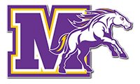 Meadows Mustangs logo